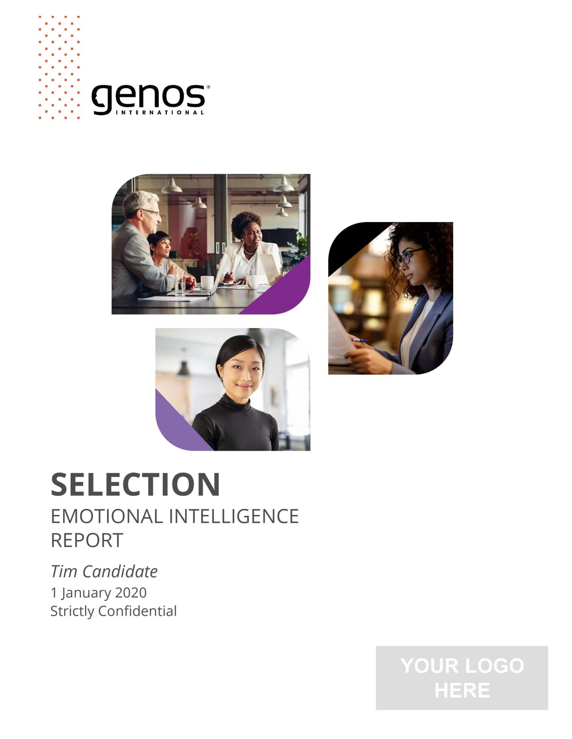 EI Selection Report